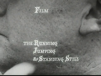 Bild The Running Jumping & Standing Still Film