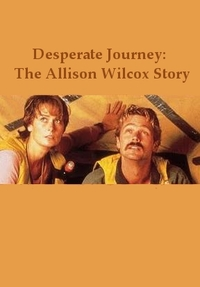 Imagen Desperate Journey: The Allison Wilcox Story
