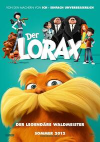 Bild Dr. Seuss' The Lorax