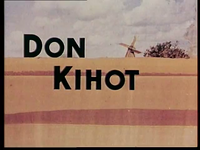 Bild Don Kihot