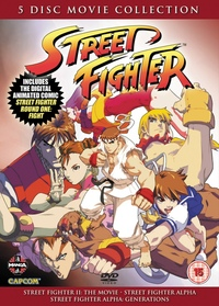 Bild Street Fighter Zero