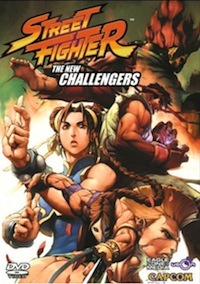 Bild Street Fighter - The New Challengers