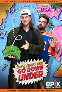 Bild Jay and Silent Bob Go Down Under