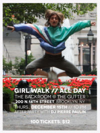 Bild Girl Walk // All Day