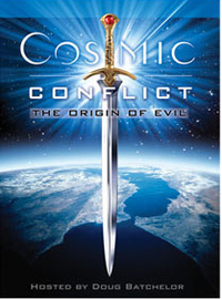 Bild Cosmic Conflict: The Origin of Evil