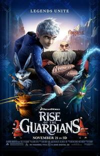 Bild Rise of the Guardians