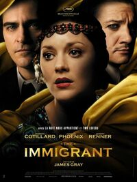 Bild The Immigrant