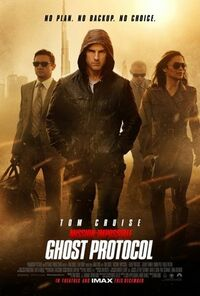 Bild Mission: Impossible - Ghost Protocol