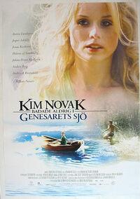 Imagen Kim Novak badade aldrig i Genesarets sjö