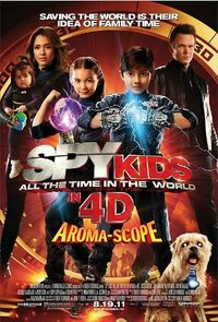 Bild Spy Kids: All the Time in the World