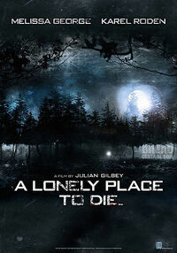 image A Lonely Place to Die