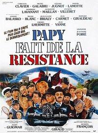 Bild Papy fait de la résistance