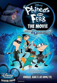 Bild Phineas and Ferb the Movie: Across the 2nd Dimension
