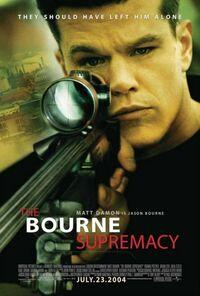 image The Bourne Supremacy