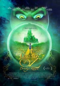 Bild Legends of Oz: Dorothy's Return