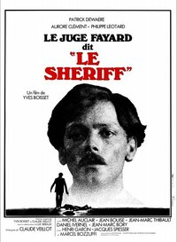 Bild Le Juge Fayard dit Le Shériff