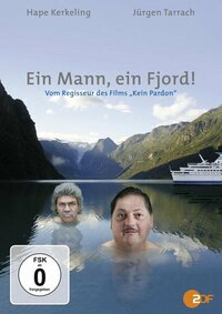 Bild Ein Mann, ein Fjord!