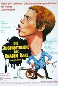 Bild Die Jugendstreiche des Knaben Karl