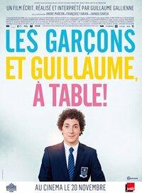 Bild Les garçons et Guillaume, à table!