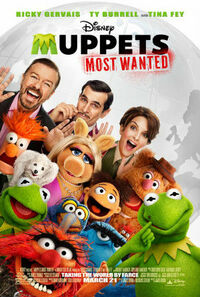 Bild Muppets Most Wanted