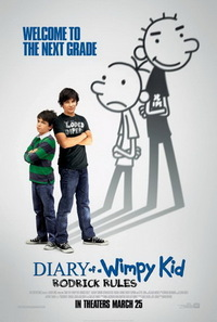 Bild Diary of a Wimpy Kid: Rodrick Rules