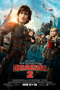 Bild How to Train Your Dragon 2