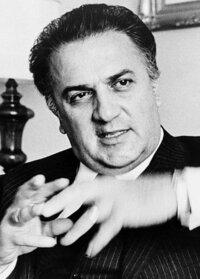 image Federico Fellini