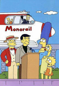 Bild Marge vs. the Monorail