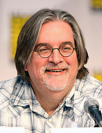 image Matt Groening