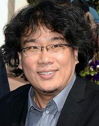 image Bong Joon-ho
