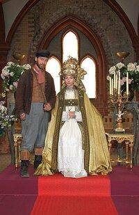 Bild Vom Fischer und seiner Frau