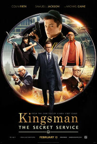 Imagen Kingsman: The Secret Service