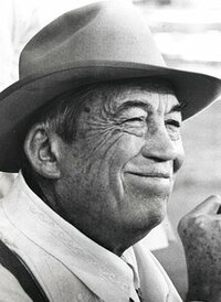 Bild John Huston