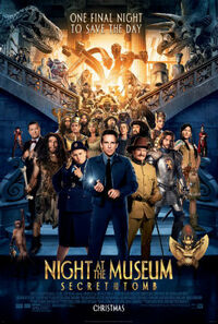Bild Night at the Museum: Secret of the Tomb