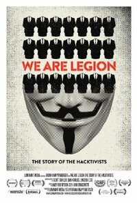 Bild We Are Legion: The Story of the Hacktivists
