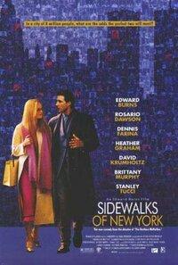 Bild Sidewalks of New York