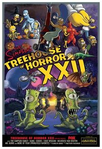 Bild Treehouse of Horror XXII
