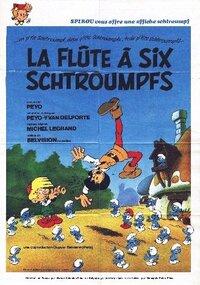 Bild La flûte à six schtroumpfs