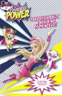 image Barbie in Princess Power