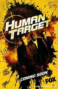 image Human Target