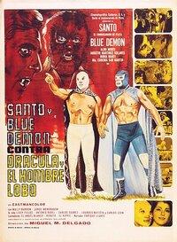 Bild Santo y Blue Demon vs Drácula y el Hombre Lobo