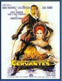 image Les Aventures Extraordinaires de Cervantes