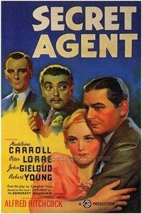Bild Secret Agent