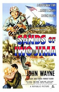 Bild Sands of Iwo Jima