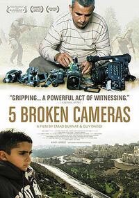 Bild Five Broken Cameras