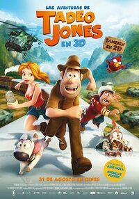image Las aventuras de Tadeo Jones