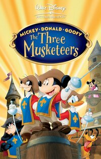 Bild Mickey, Donald, Goofy: The Three Musketeers