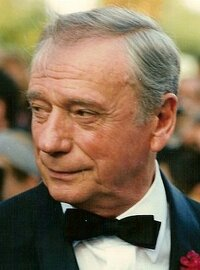 image Yves Montand