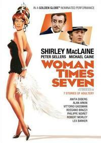 Bild Woman Times Seven