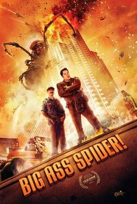 Bild Big Ass Spider!